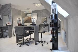 étage salon Envisage coiffure